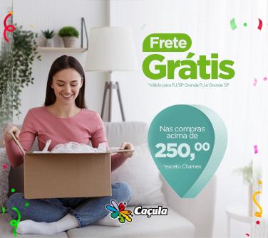 Banner Frete Grátis Mobile